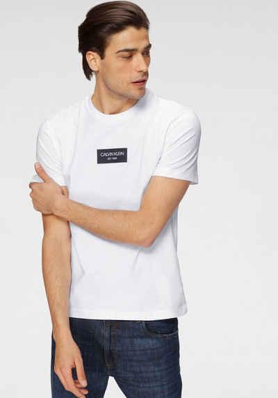 Calvin Klein T-Shirt »CHEST BOX LOGO T-SHIRT«