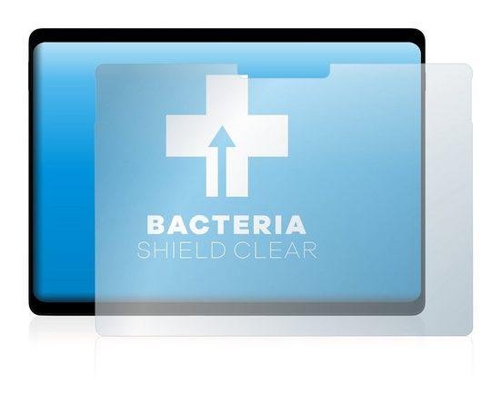 upscreen Schutzfolie »für Microsoft Surface Pro X«, Folie Schutzfolie klar antibakteriell