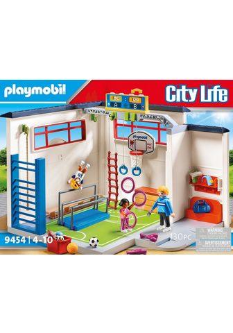 Playmobil ® Konstruktions-Spielset »Turnhalle (9...