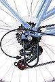 FASHION LINE Urbanbike, 6 Gang Shimano TOURNEY TY 300 Schaltwerk, Kettenschaltung, Bild 2