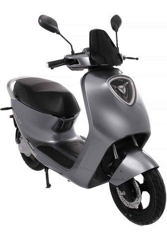 SXT Scooters E-Motorroller »yadea C1S« 2200 W 45 km...