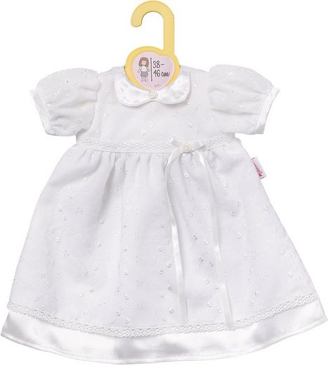Zapf Creation® Puppenkleidung »Dolly Moda Taufkleid 38-46 cm«