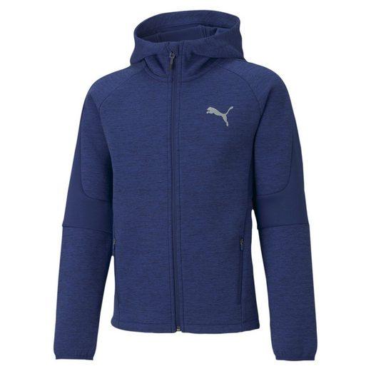 PUMA Sweater »Evostripe Jugend Kapuzenjacke«