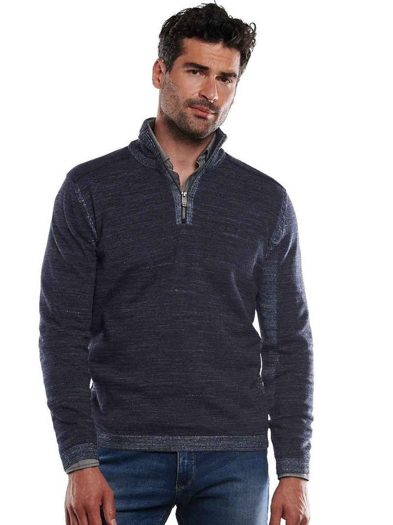 Engbers Stehkragenpullover »Pullover mit Stehkragen«