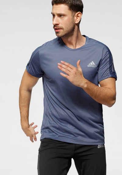 adidas Performance Laufshirt »ADIDAS OWN THE RUN TEE MEN«