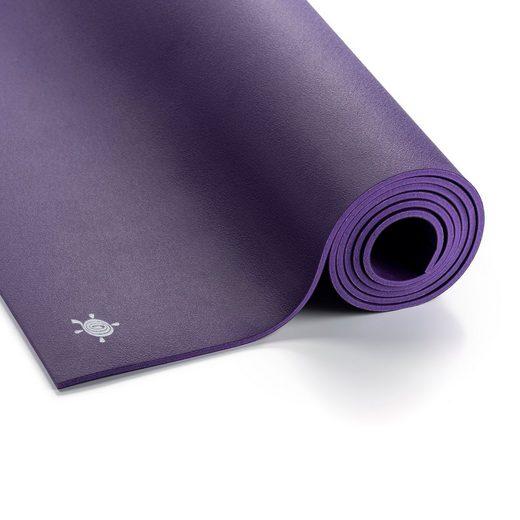 yogabox Yogamatte »Naturkautschukmatte KURMA GECO 6 mm«
