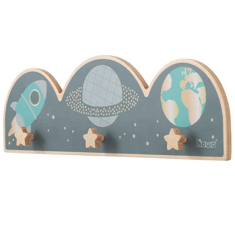 howa Garderobe »space«, Wandgarderobe für Kinder aus Holz