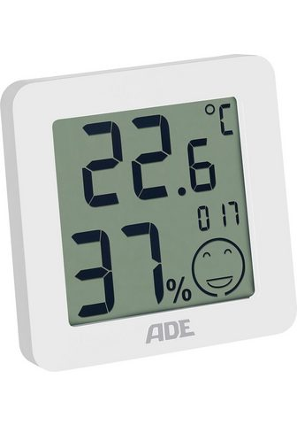ADE »WS1706« Innenwetterstation (Thermo-/H...