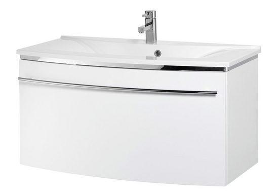 MARLIN Waschtisch »3043«, Breite 92,4 cm
