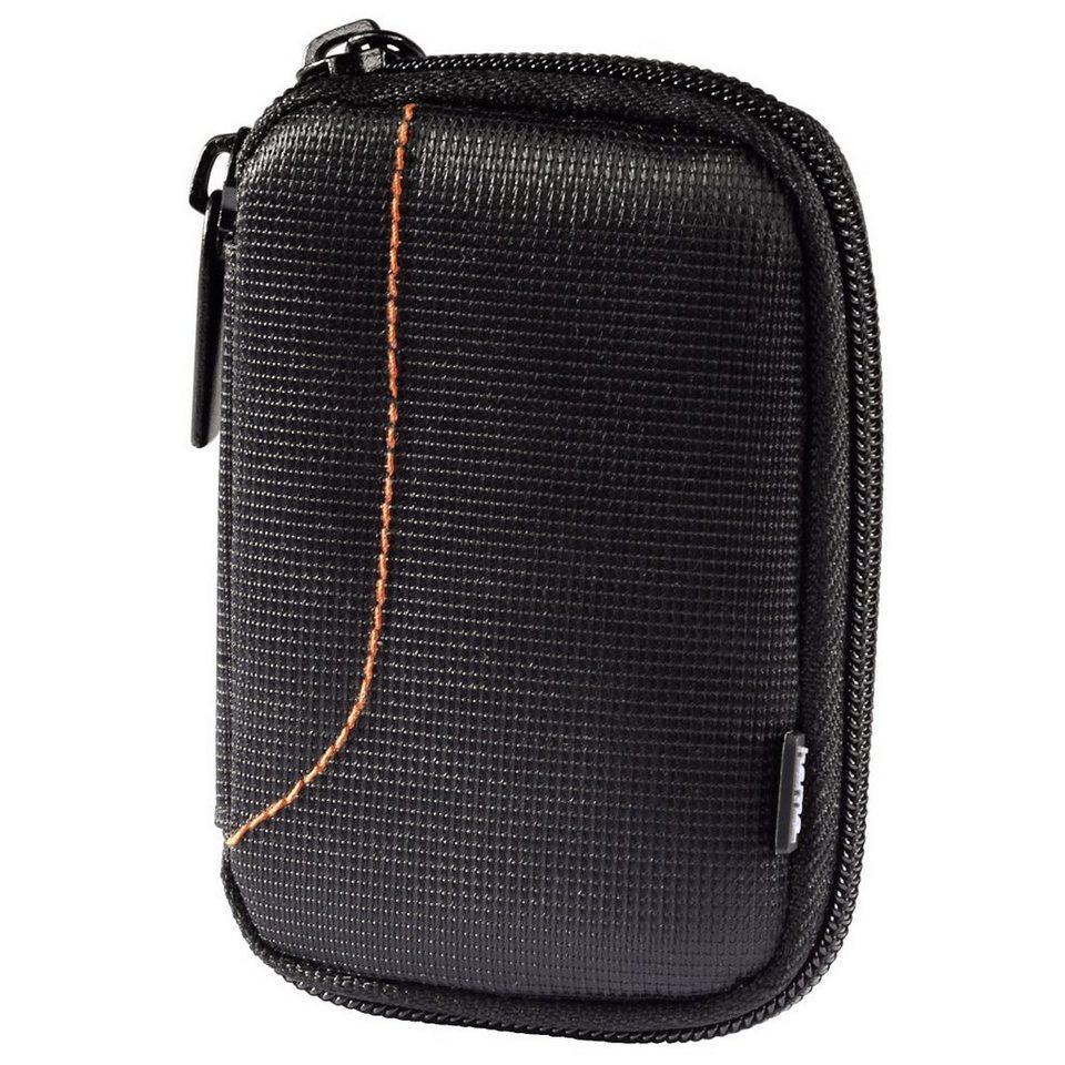 Hama Festplattentasche Black Bird, 1,8, Schwarz in Schwarz