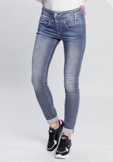 Herrlicher Slim-fit-Jeans »SHARP SLIM ORGANIC« umweltfreundlich dank Kitotex Technology