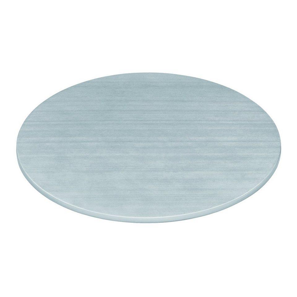 KUHN RIKON Wärmeverteilplatte Aluminium in Aluminium