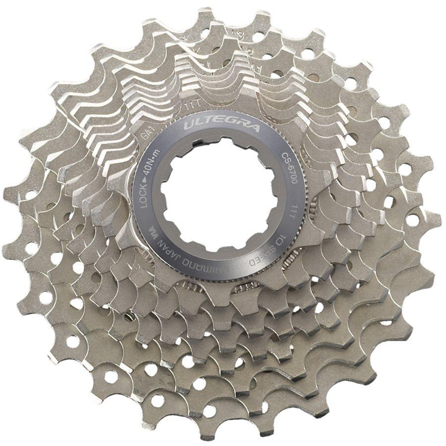 Shimano Fahrradkasetten »Ultegra CS-6700 Kassette 10-fach«