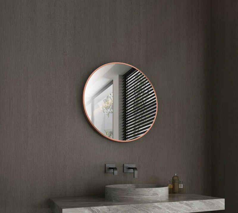 Talos Wandspiegel »Noble«, Durchmesser: 60 cm
