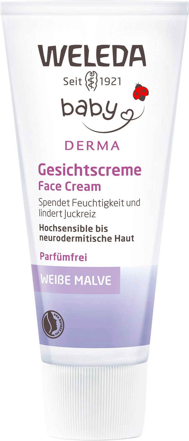 WELEDA Gesichtspflege »Weiße Malve«