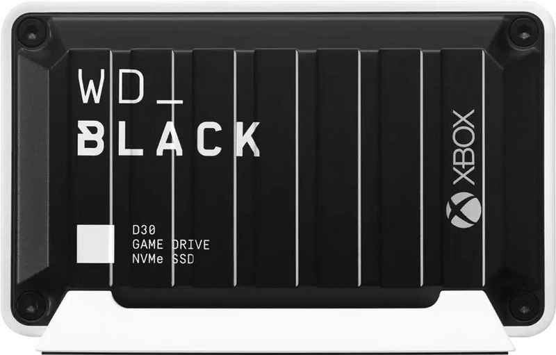 WD_Black »D30 Game Drive SSD for Xbox« externe SSD (2 TB)