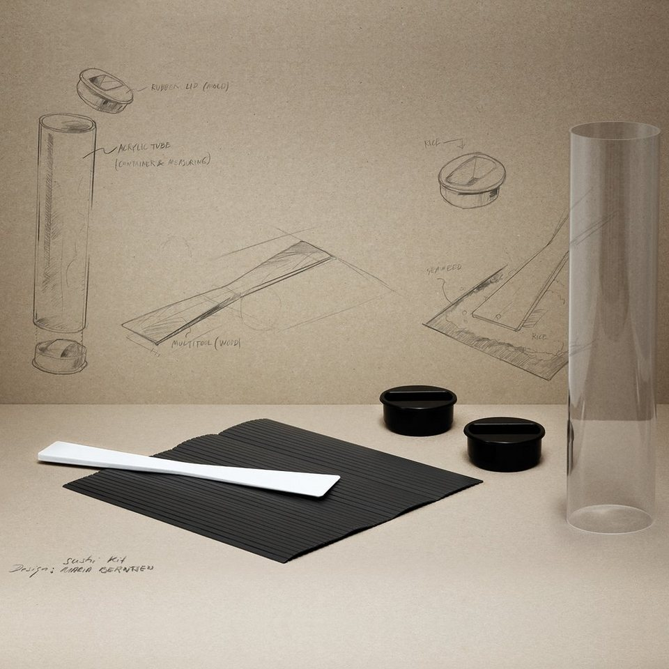 stelton stelton rig tig sushi set online kaufen otto. Black Bedroom Furniture Sets. Home Design Ideas