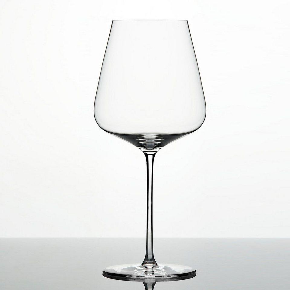 Zalto Rotweinglas mundgeblasen spülmaschinenfest von Zalto