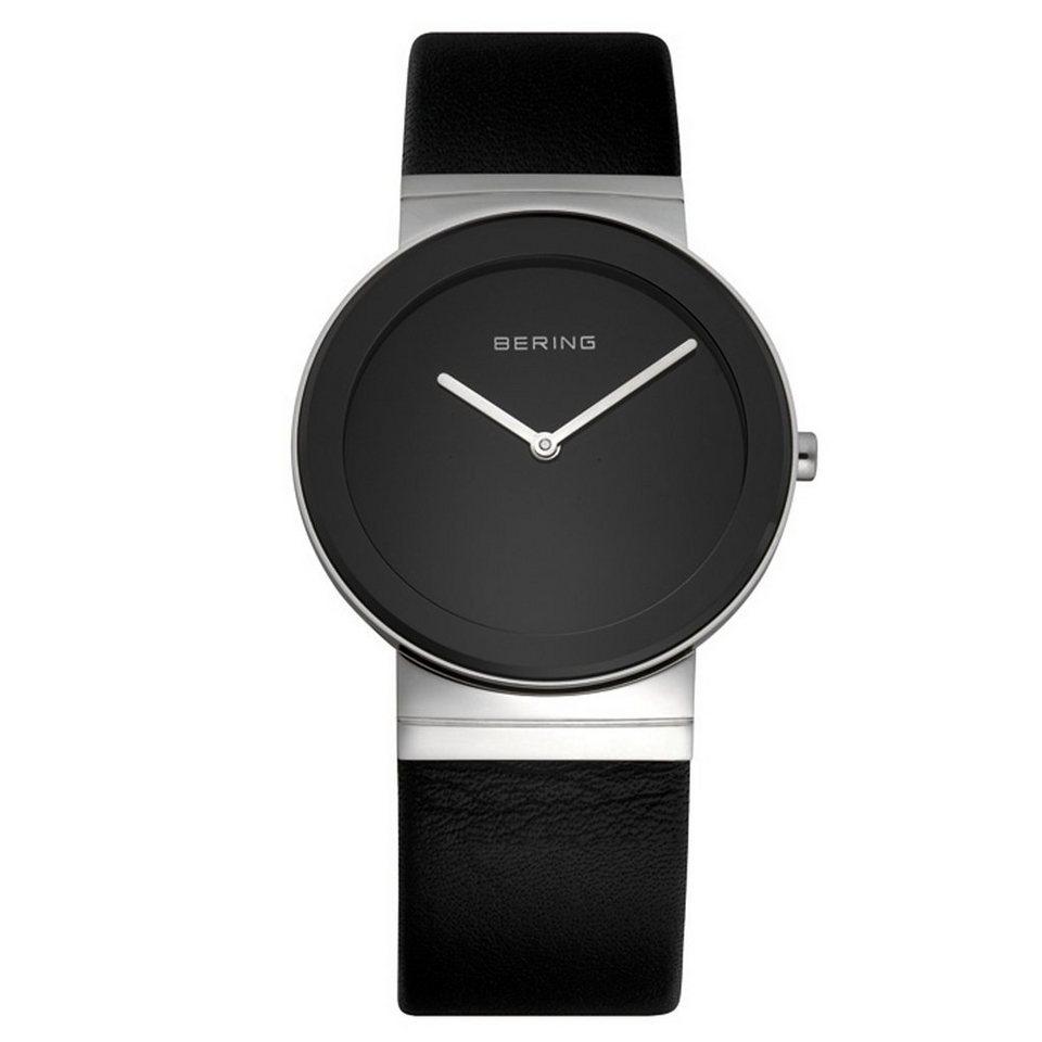 Bering Bering 10135-402 Armbanduhr CLASSIC in Schwarz, Silber gl