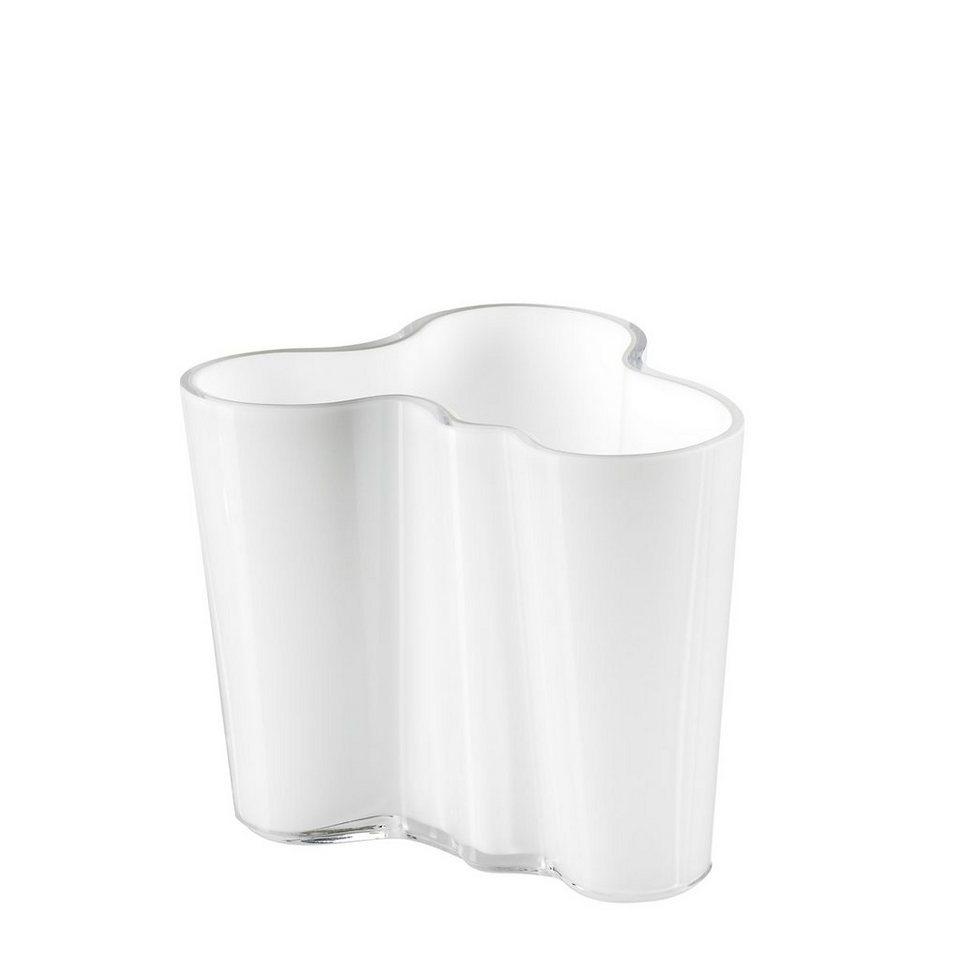 IITTALA Iittala AALTO Vase opalweiß 9.5cm in opalweiß