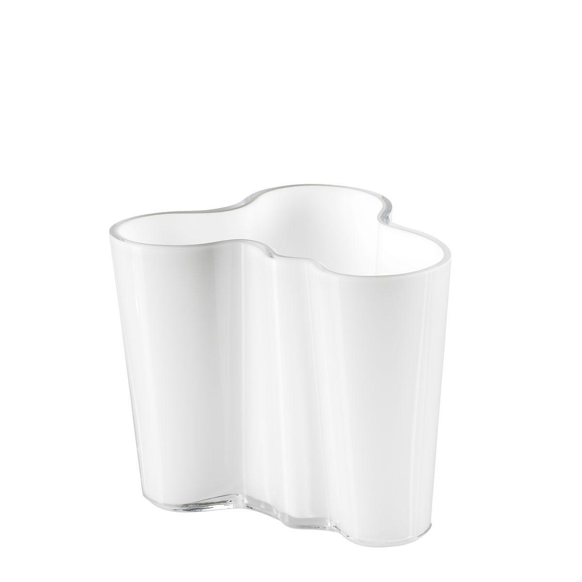 IITTALA Iittala AALTO Vase opalweiß 9.5cm