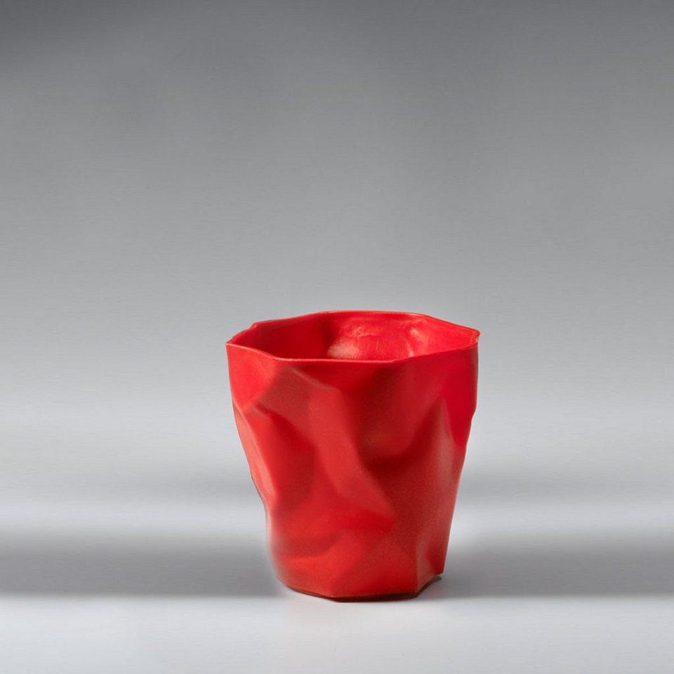 KLEIN UND MORE Klein und More Stiftehalter PEN PEN rot in rot