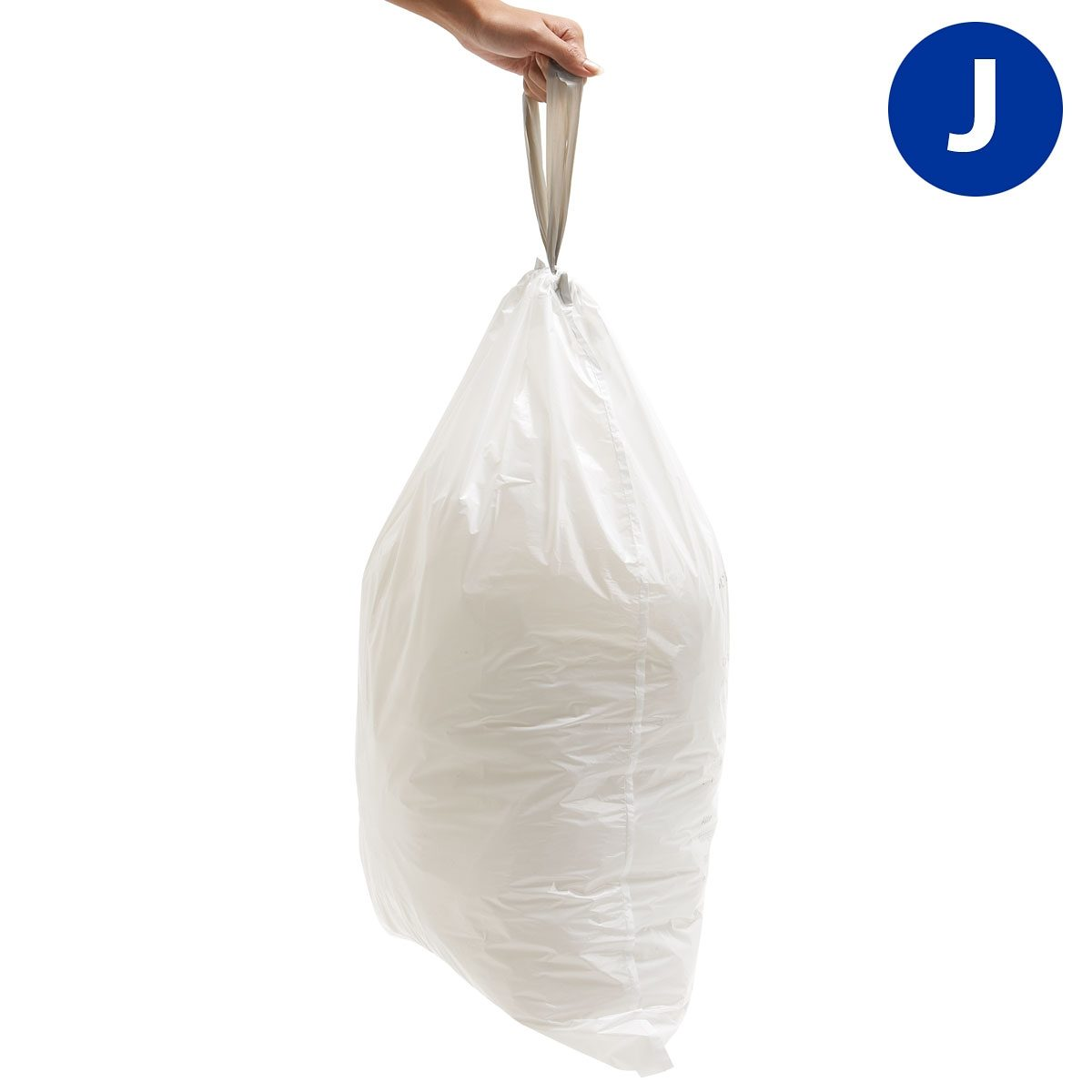 SIMPLEHUMAN simplehuman 20 Abfallbeutel Müllbeutel J 40 l