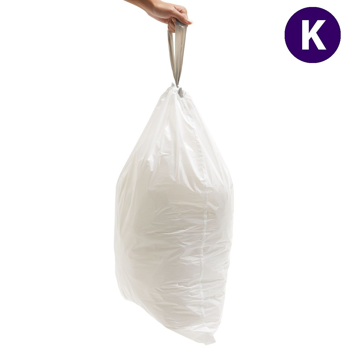 SIMPLEHUMAN simplehuman 20 Abfallbeutel Müllbeutel K 38 l