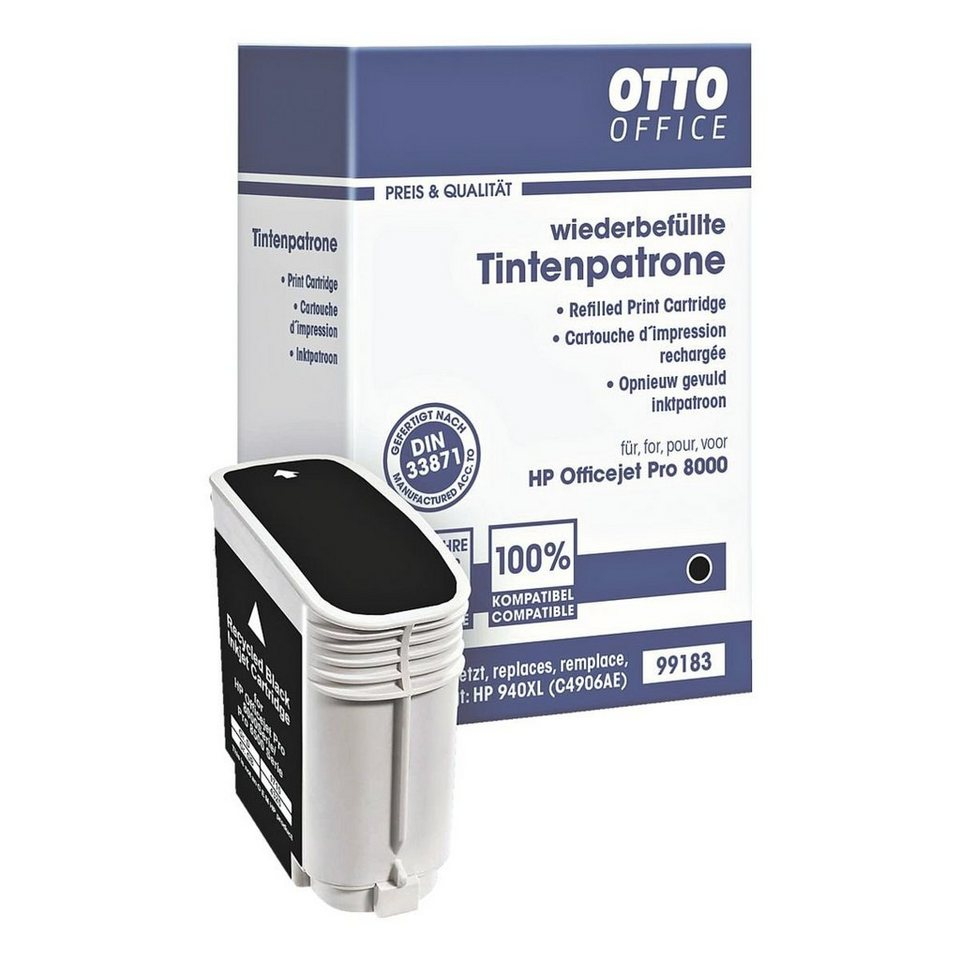 OTTO Office Standard Tintenpatrone ersetzt HP»C4906AE« Nr. 940XL