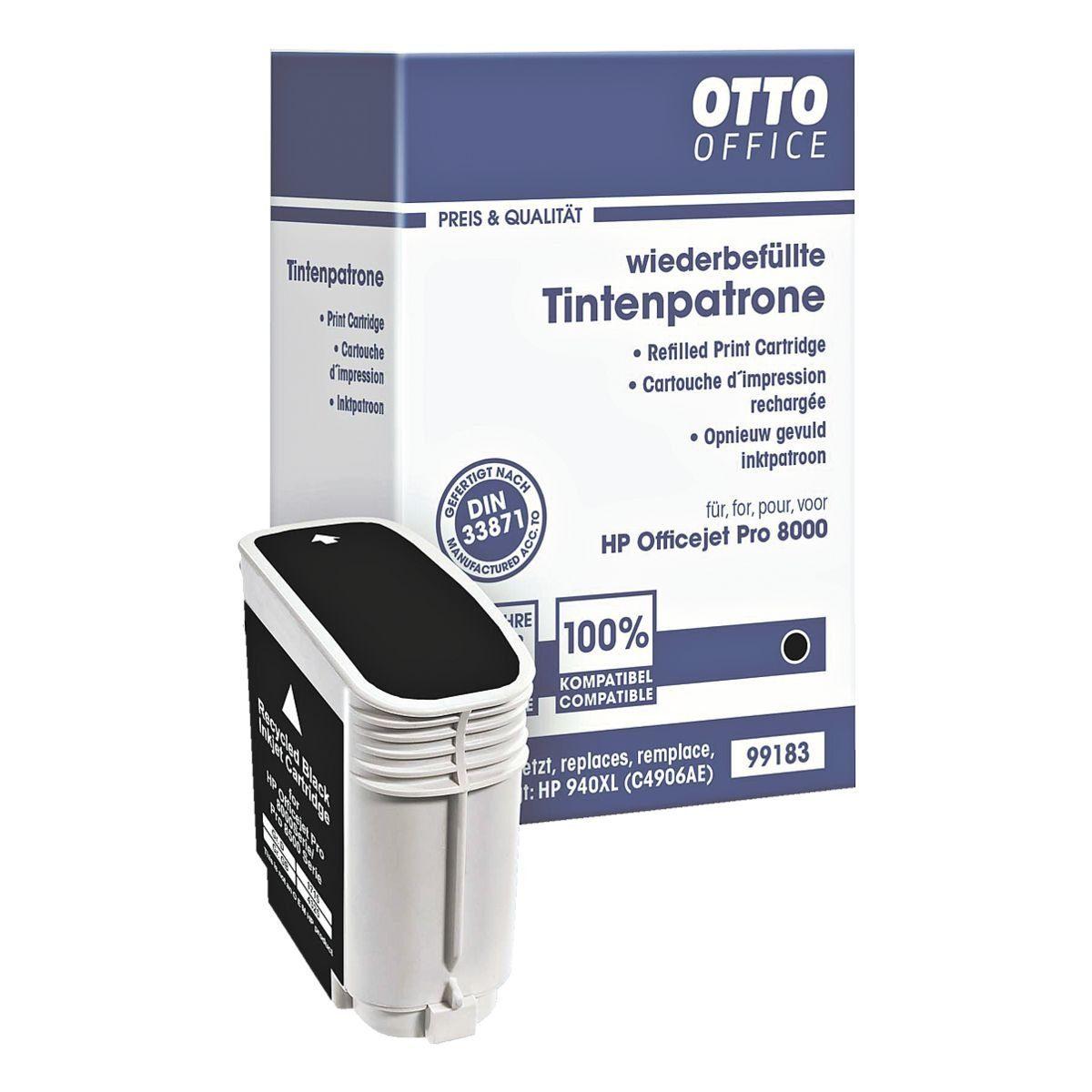 OTTO Office Tintenpatrone ersetzt HP»C4906AE« Nr. 940XL