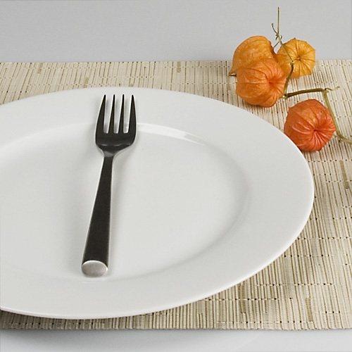 CHILEWICH Chilewich Tischset BAMBOO oat - 2er Set in oat/haferfarben