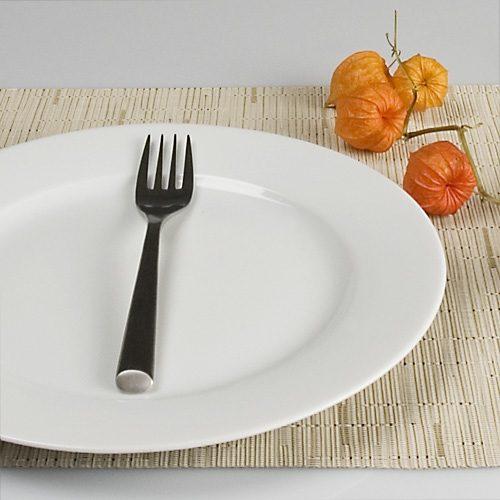 CHILEWICH Chilewich Tischset BAMBOO oat - 2er Set