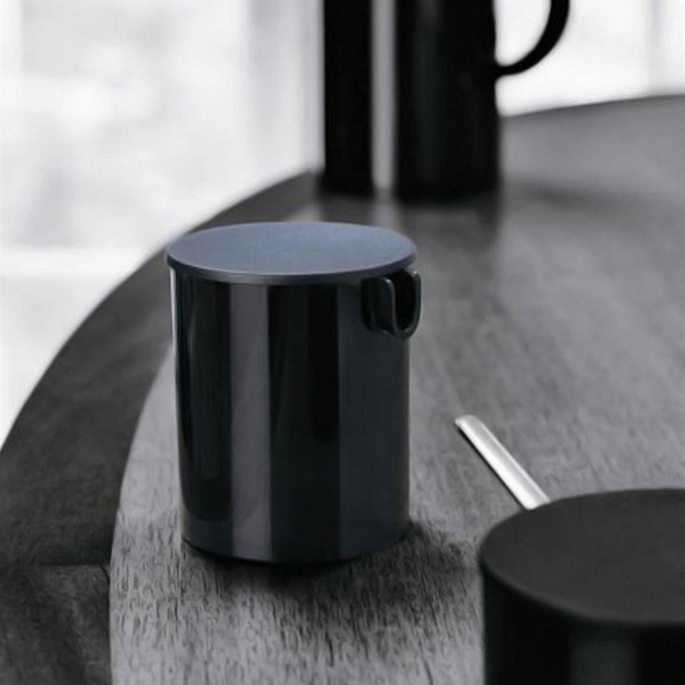 Stelton Stelton Sahnekännchen 0.25 l schwarz in schwarz