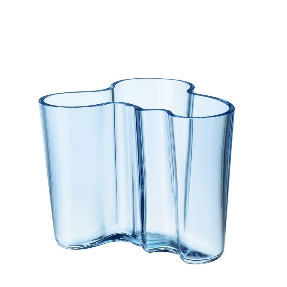 IITTALA Iittala AALTO Vase hellblau 12cm in hellblau