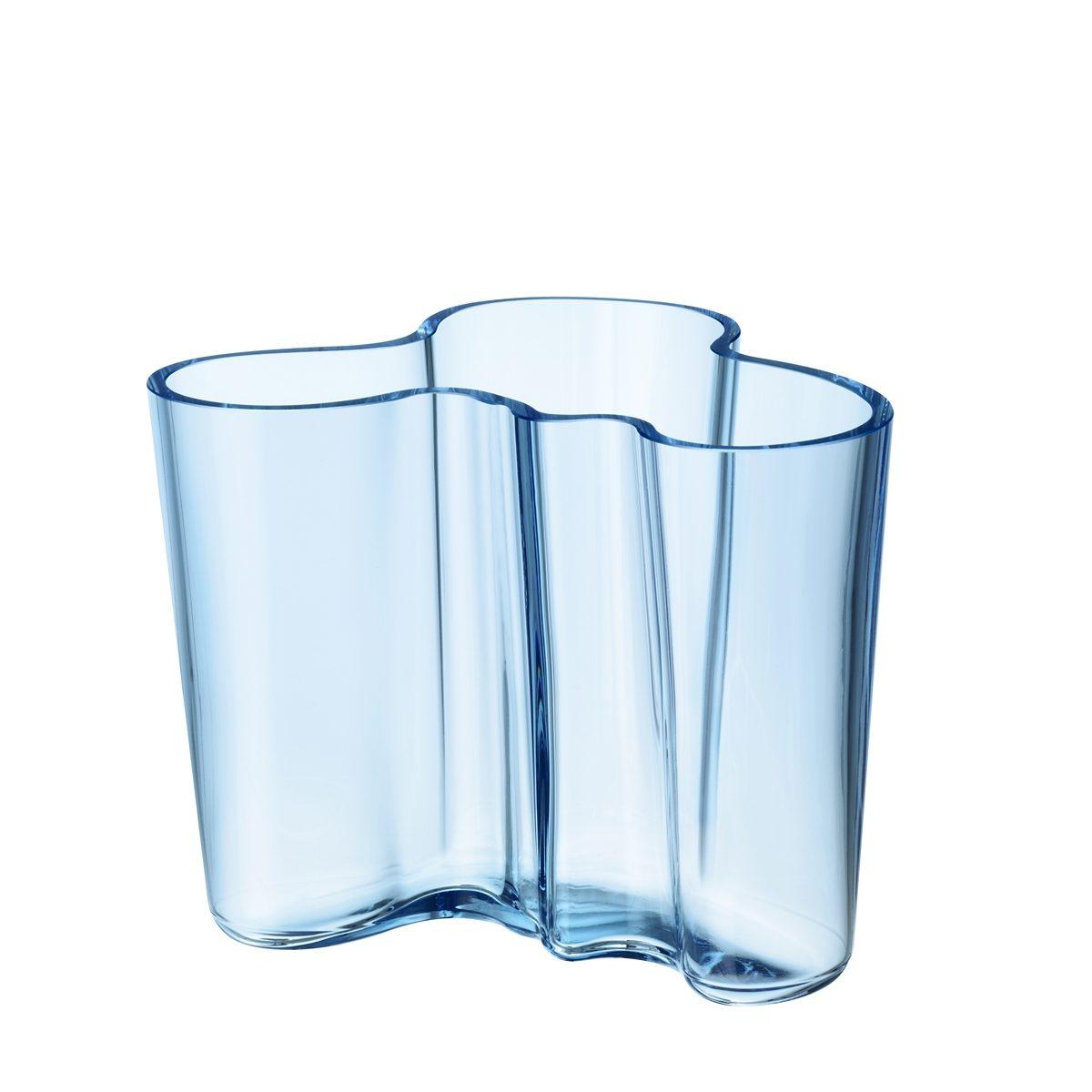 IITTALA Iittala AALTO Vase hellblau 12cm