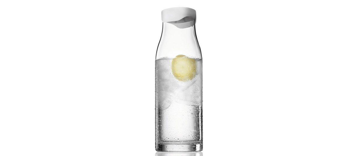 MENU Menu Wasserkaraffe mit Deckel weiß 1L