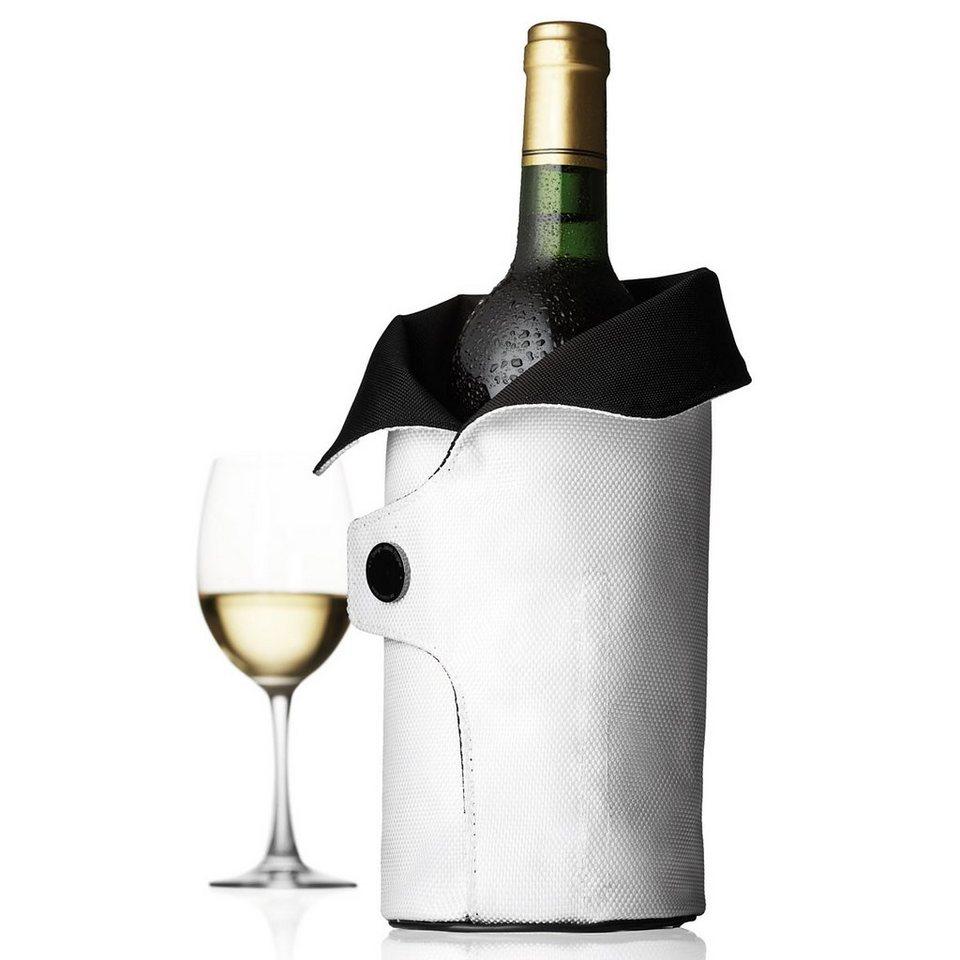 MENU Menu Weinkühler COOL COAT weiß-schwarz in weiß-schwarz