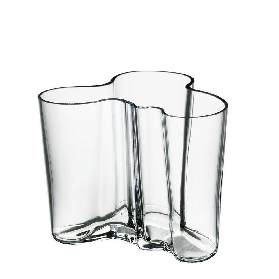IITTALA Iittala AALTO Vase klar 12cm in klar