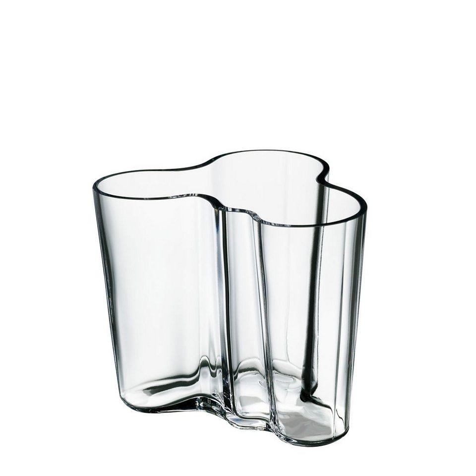 IITTALA Iittala AALTO Vase klar 9.5cm in klar