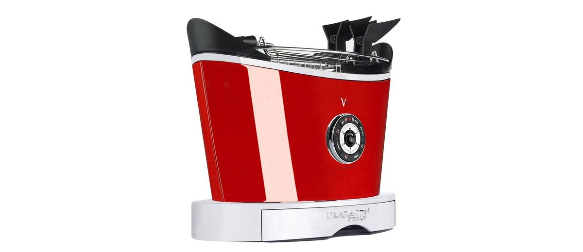 BUGATTI_TECHNIK Bugatti Toaster VOLO rot