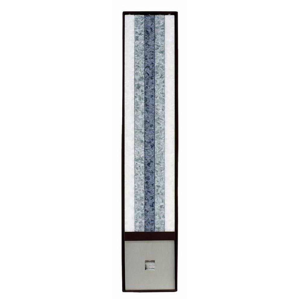 Amabiente Amabiente Kerzen CLASSIC weiß-silber-stein Geschenkset - 6tlg. in weiß-silber-stein