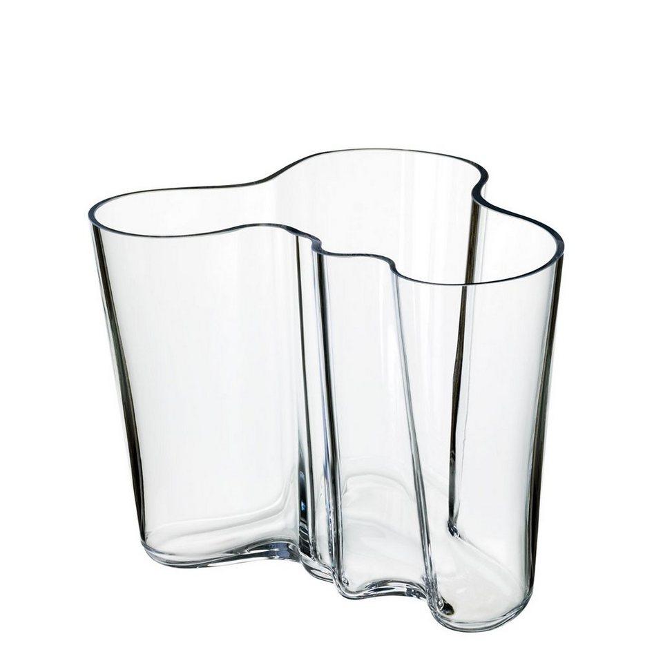 IITTALA Iittala AALTO Vase klar 16cm in klar