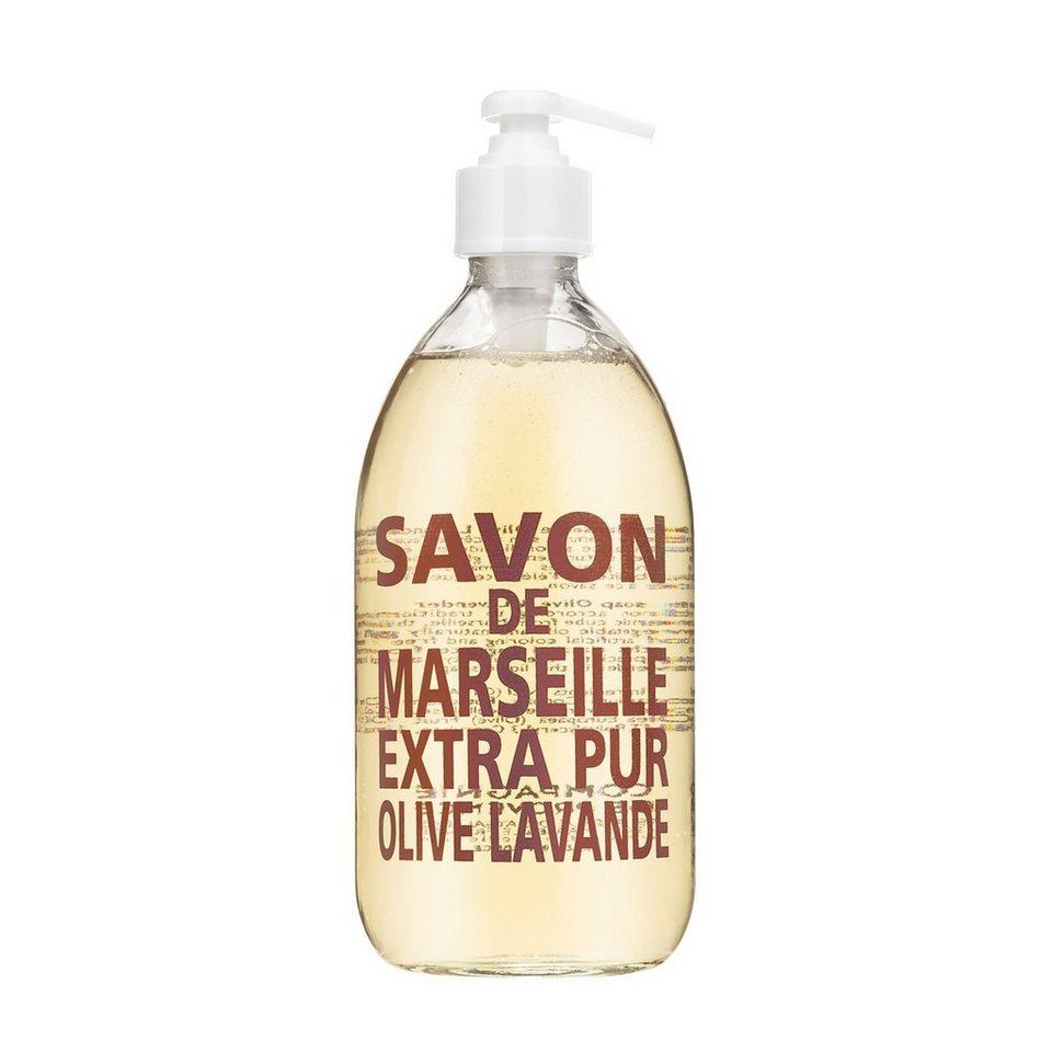 COMPAGNIE DE PROVENCE Compagnie de Provence Flüssigseife Olive Lavendel 500ml EXTRA PU