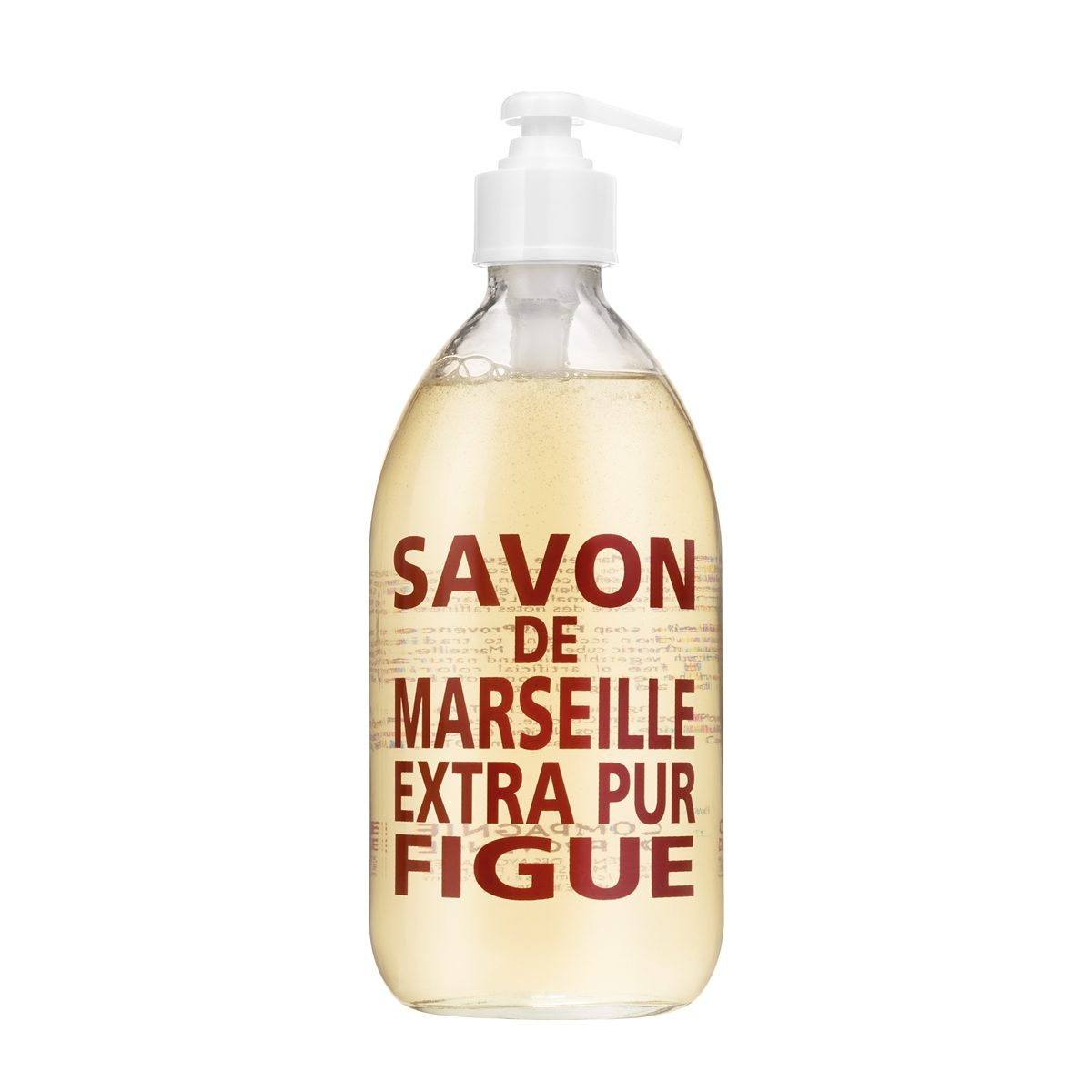 COMPAGNIE DE PROVENCE Compagnie de Provence Flüssigseife Feige 500ml EXTRA PUR