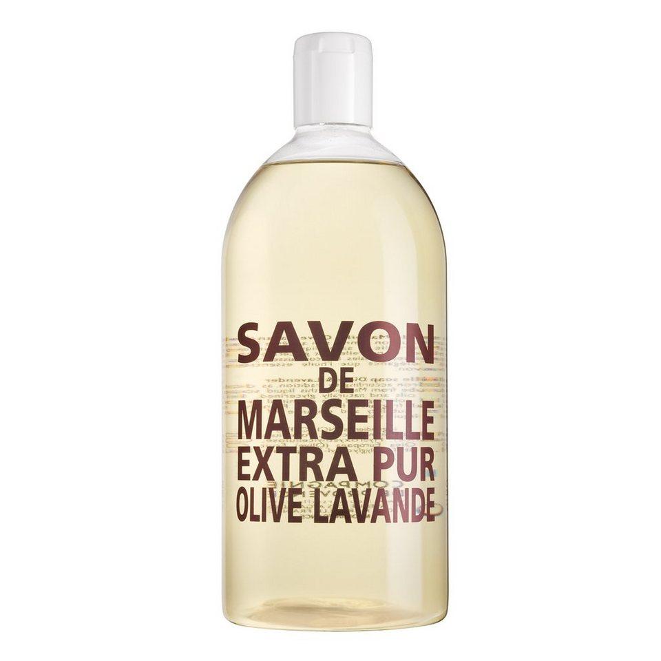 COMPAGNIE DE PROVENCE Compagnie de Provence Nachfüllpack Seife Olive Lavendel 1L EXTRA