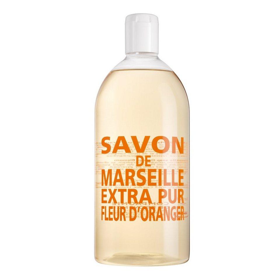 COMPAGNIE DE PROVENCE Compagnie de Provence Nachfüllpack Seife 1L Orangenblüten EXTRA
