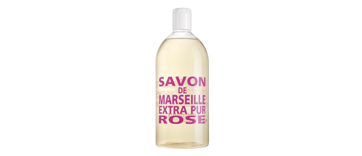 COMPAGNIE DE PROVENCE Compagnie de Provence Nachfüllpack Seife Rose 1L EXTRA PUR