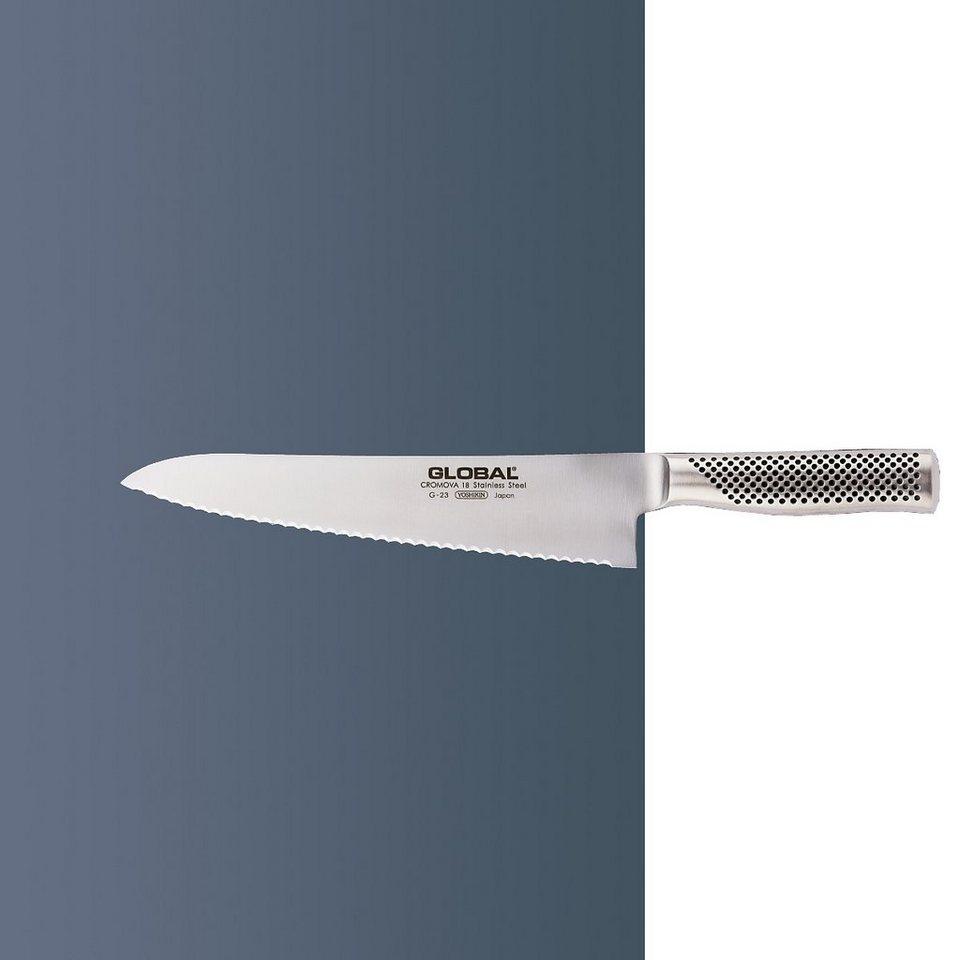 Global Global Brotmesser 24cm