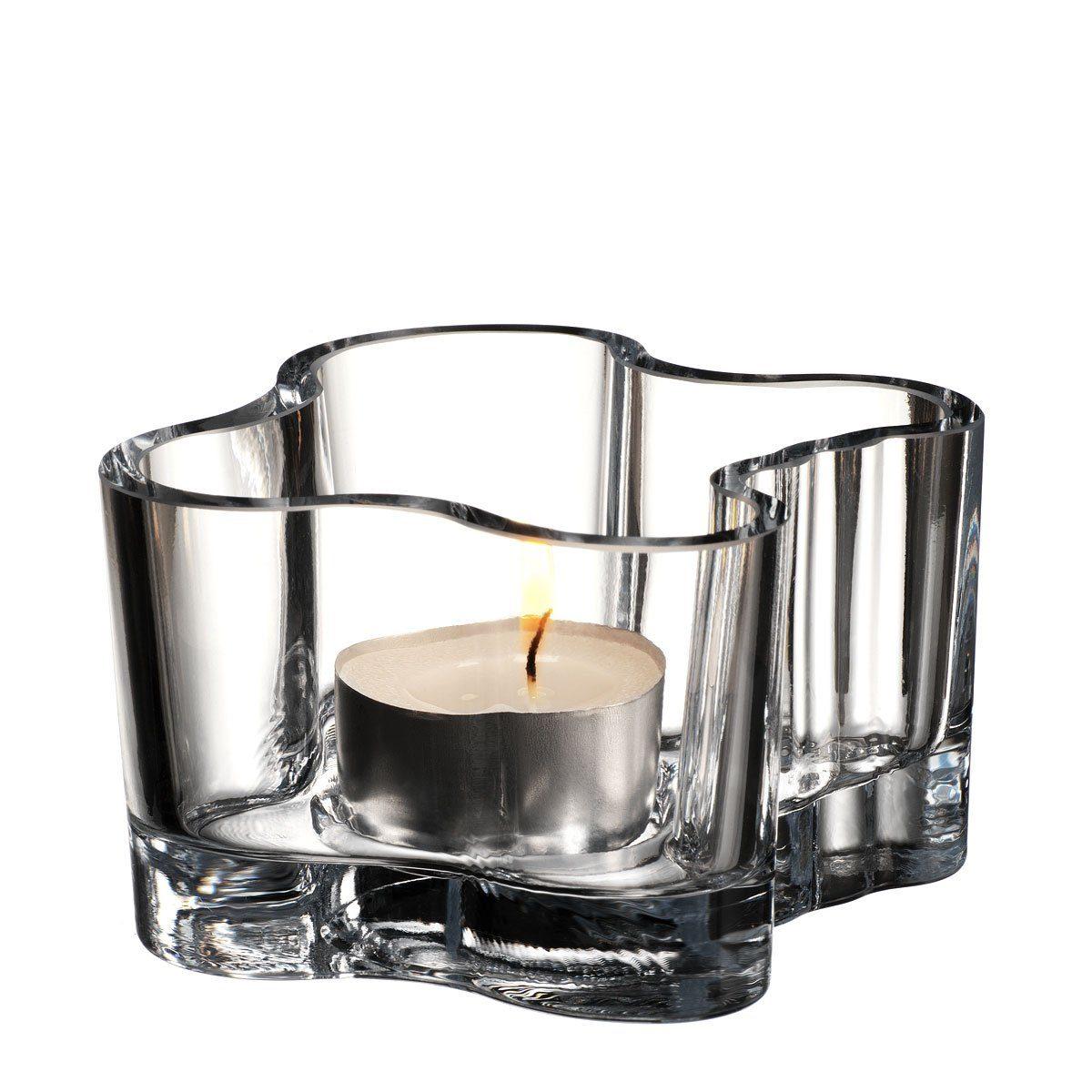 IITTALA Iittala Teelichthalter VOTIVE klar