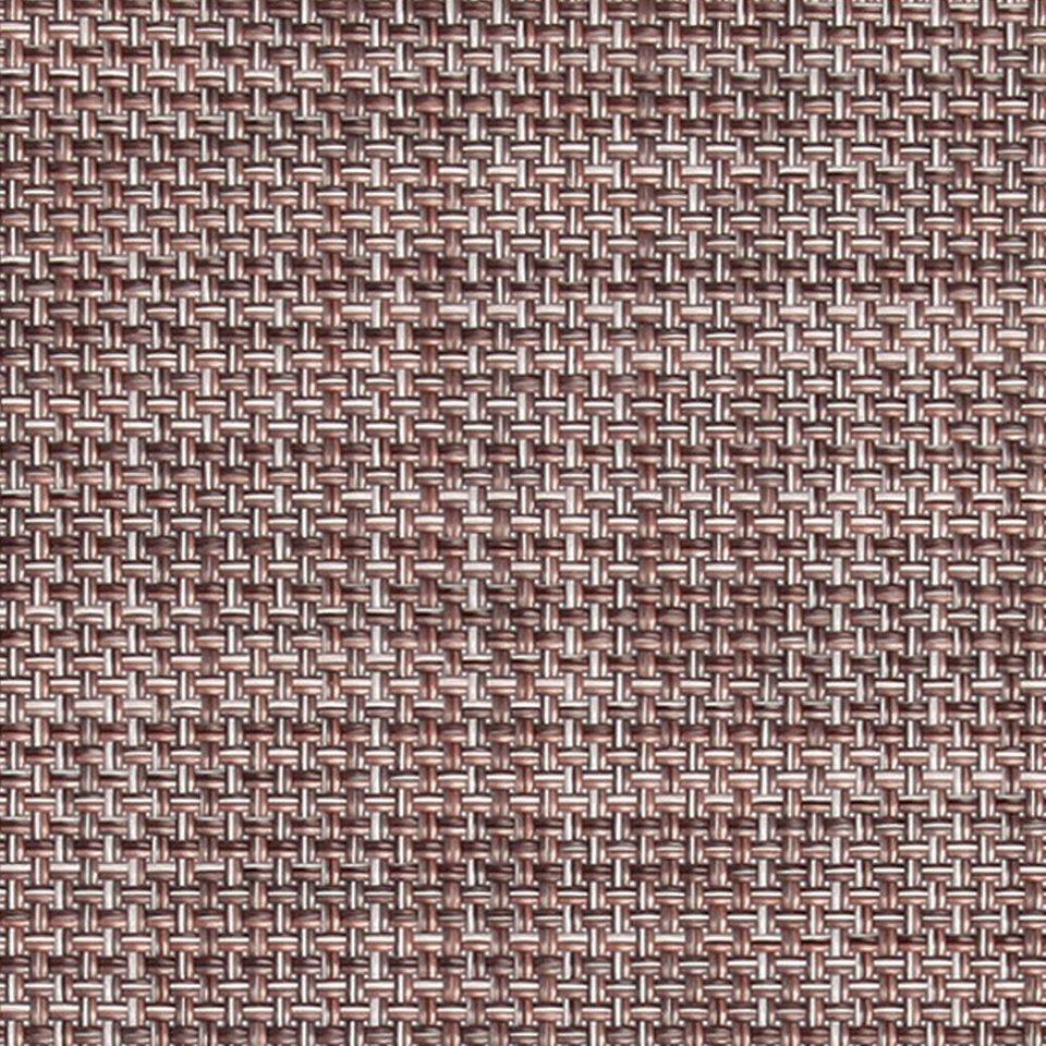 CHILEWICH Chilewich Tischset MINI BASKETWEAVE soapstone - 2er Set in specksteinfarben